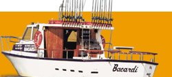 Bacardi Fishing Charters and Cruisers in Melbourne